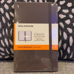 Moleskine Classic Collection Ruled Notebook